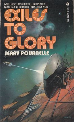 Exiles to Glory. Jerry Pournelle