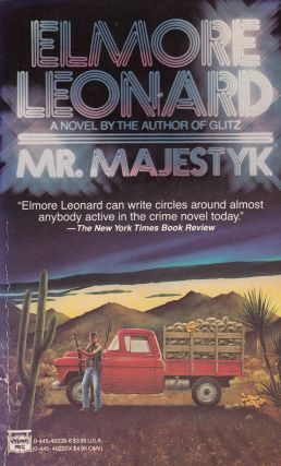 Mr. Majestyk. Elmore Leonard