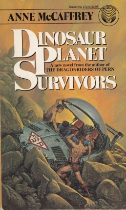 Dinosaur Planet Survivors. Anne McCaffrey