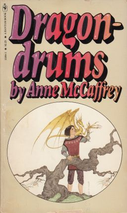 Dragondrums. Anne McCaffrey