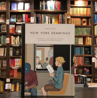 New York Drawings. Adrian Tomine