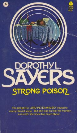 Strong Poison. Dorothy Sayers