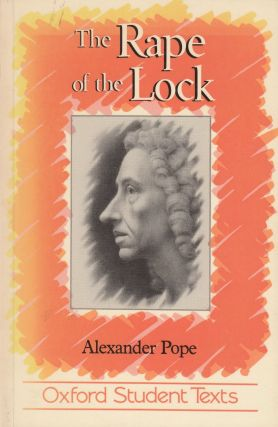 The Rape of the Lock. Alexander Pope