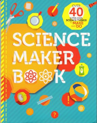 Science Maker Book. Rob Beattie