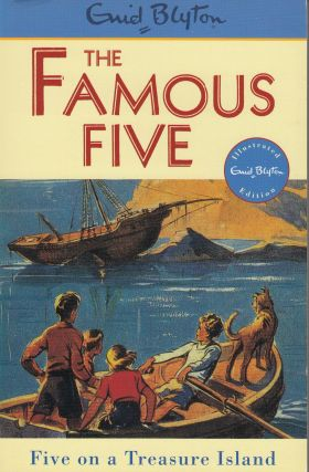 Five on a Treasure Island (The Famous Five). Enid Blyton