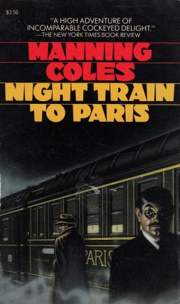 Night Train to Paris. Manning Coles