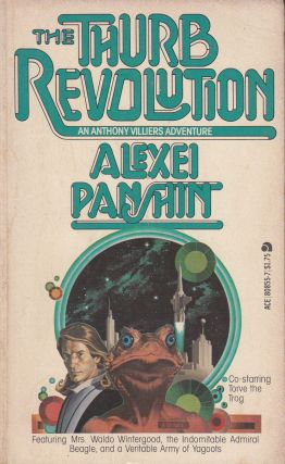 The Thurb Revolution: An Antony Villiers Adventure. Alexei Panshin