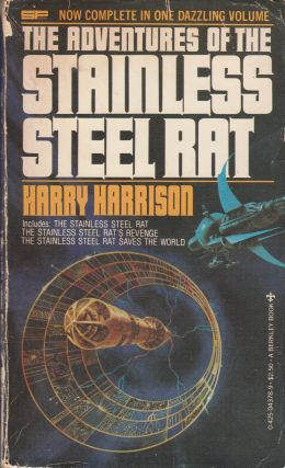 The Adventures of the Stainless Steel Rat. Harry Harrison