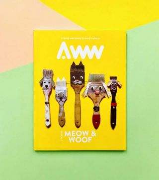 AWW Issue No.1: Meow & Woof. Amber Fu