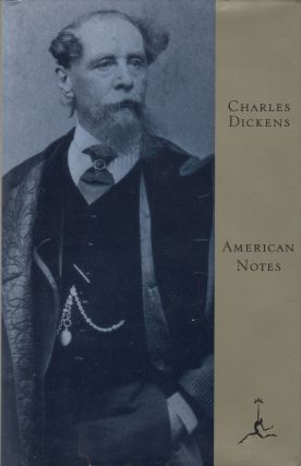 American Notes. Charles Dickens
