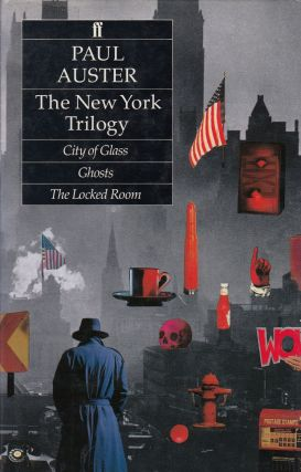 The New York Trilogy. Paul Auster