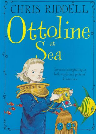 Ottoline At Sea. Chris Riddell
