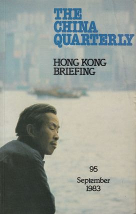 The China Quarterly: Hong Kong Briefing. Brian Hook