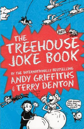 The Treehouse Joke Book. Terry Denton Andy Griffiths