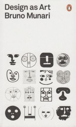 Design as Art. Bruno Munari