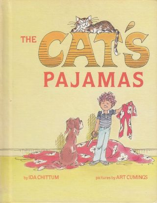 The Cat's Pajamas. Ida Chittum