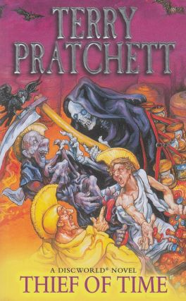Thief of Time (A Discworld Novel). Terry Pratchett