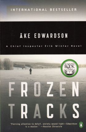 Frozen Tracks (A Chief Inspector Erik Winter Novel). Ake Edwardson