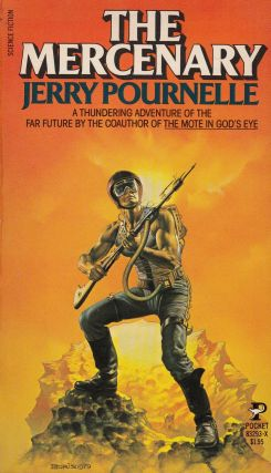 The Mercenary. Jerry Pournelle