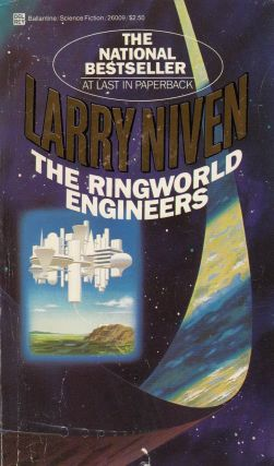 The Ringworld Engineers. Larry Niven