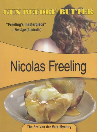 Gun Before Butter (The 3rd Van der Valk Mystery). Nicolas Freeling