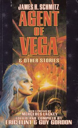 Agent of Vega and Other Stories. James H. Schmitz