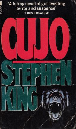 Cujo. Stephen King
