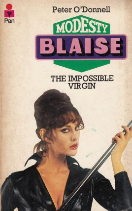 The Impossible Virgin (Modest Blaise). Peter O'Donnell
