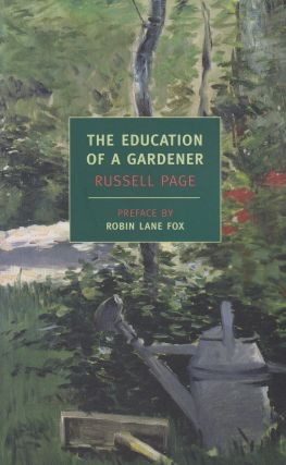 The Education of a Gardner. Russell Page
