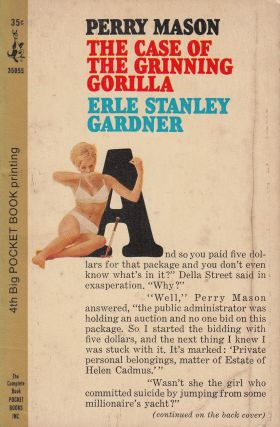 The Case of the Grinning Gorilla. Erle Stanley Gardner