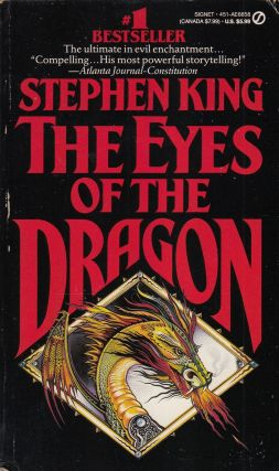The Eyes of the Dragon. Stephen King