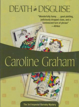 Death in Disguise. Caroline Graham