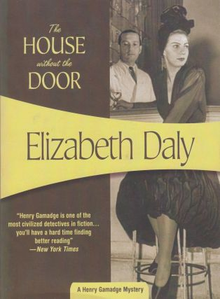 The House Without the Door. Elizabeth Daly