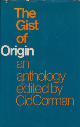 The Gist of Origin 1951-1971: An Anthology. Cid Coleman