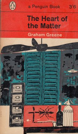 The Heart of the Matter. Graham Greene