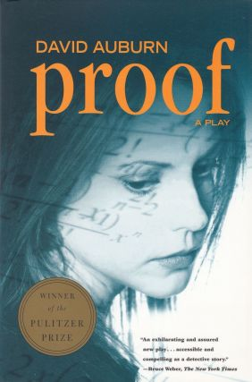 Proof: A Play. David Auburn