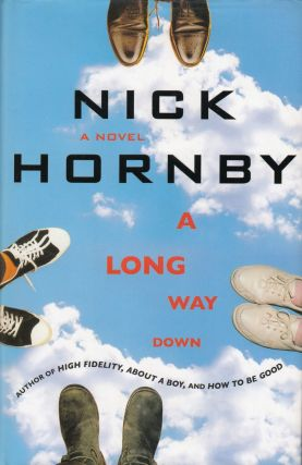 A Long Way Down. Nick Hornby