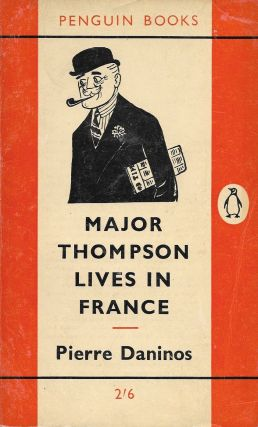 Major Thompson Lives in France. Pierre Daninos