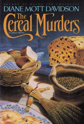The Cereal Murders (A Culinary Mystery). Diane Mott Davidson