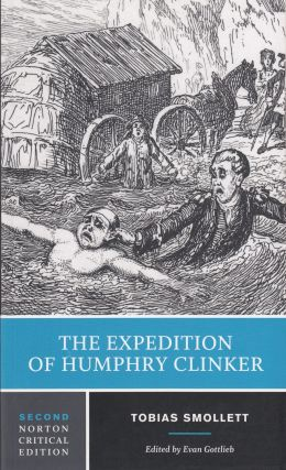 The Expedition of Humphry Clinker. Tobias Smollett