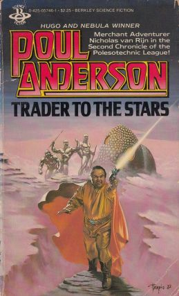 Trader To The Stars. Poul Anderson