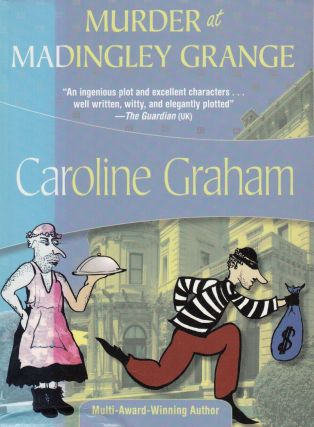 Murder at Madingley Grange. Caroline Graham