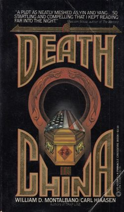 A Death In China. William D. Montalbano, Carl Hiaasen