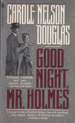 Good Night, Mr Holmes. Carole Nelson Douglas