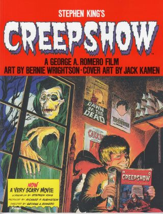 Stephen King's Creepshow. George A. Romero Stephen King