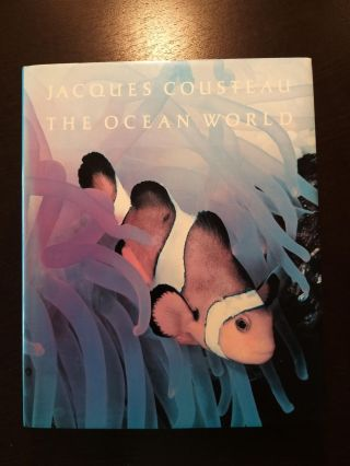 The Ocean World. Jacques Cousteau