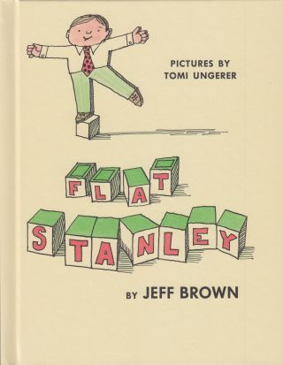 Flat Stanley. Jeff Brown