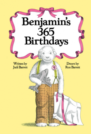 Benjamin's 365 Birthdays. Judi Barrett