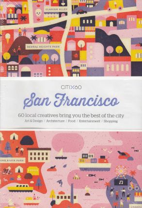 CITIx60: San Francisco (60 Local Creatives Show You the Best of the City). Victionary