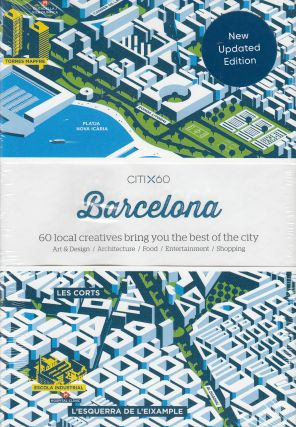 CITIx60: Barcelona (60 Local Creatives Show You the Best of the City). Victionary